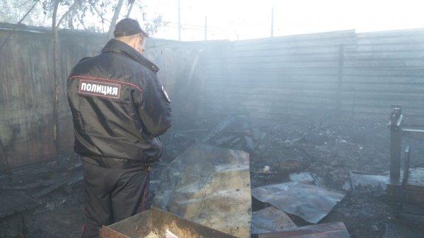 В Прикамье тело 13-летнего мальчика нашли в заброшенном гараже