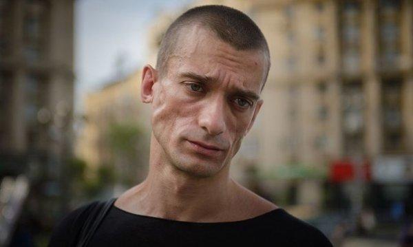 Акционист Павленский проводит во французской тюрьме сухую голодовку