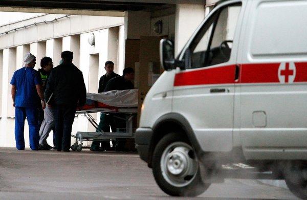 В Грозном ребенок впал в кому после падения с 3-го этажа ТЦ