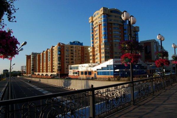 По улицам города Алма-Аты разгуливала голая женщина