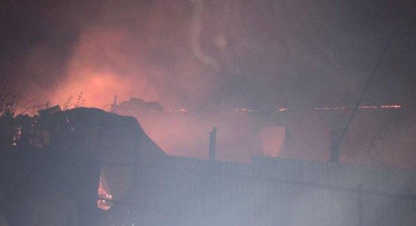 При пожаре в доме в дагестанском селе погибли два ребенка