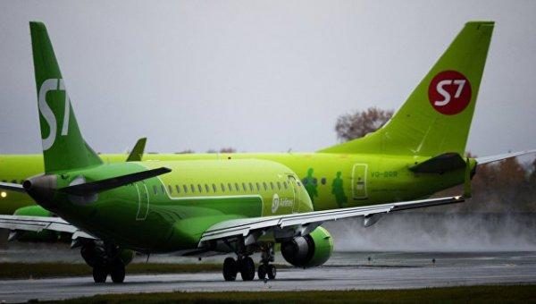 Пассажирский самолет вернулся в Норильск из-за сигнала о неисправности