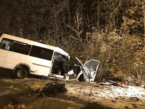 Четырех погибших в ДТП с автобусом в Марий Эл ещё не опознали