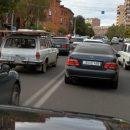 На Рублевке лихач ехал по встречной полосе