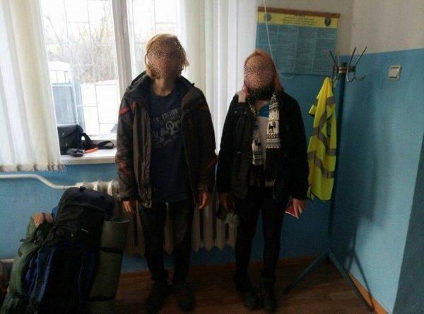 В зоне отчуждения вблизи ЧАЭС задержали двух человек