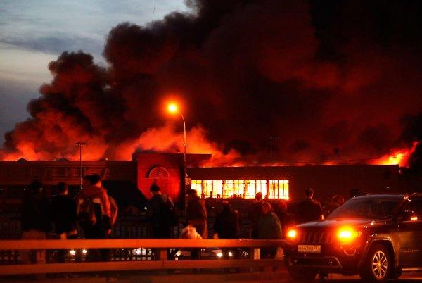 В ВТБ подтвердили покрытие страховкой поджога ТЦ «Синдика»