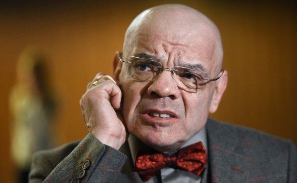 В Сети появилось видео срыва выступления Райкина в Одессе