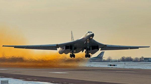 Астраханский боевой самолёт Ту-160 мог стать источником хлопка над Волгоградом
