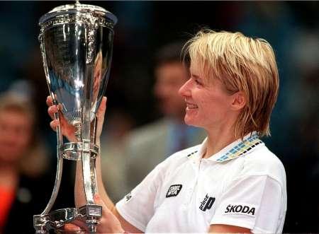 Победительница «Уимблдона - 1998» Яна Новотна умерла в возрасте 49 лет