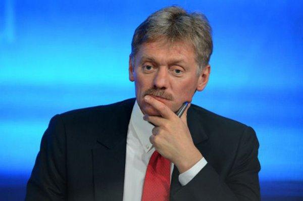 Песков: В Кремле не располагают информацией о выбросах рутения-106