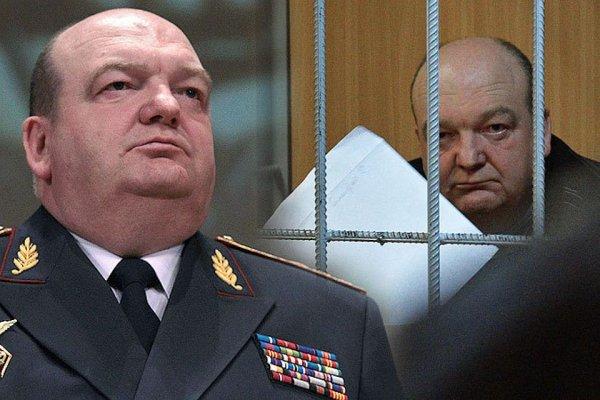 Суд Москвы отменил штраф на сумму 800 тысяч рублей экс-главе ФСИН