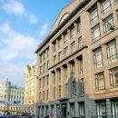 В здании Минфина в Москве объявлена угроза взрыва
