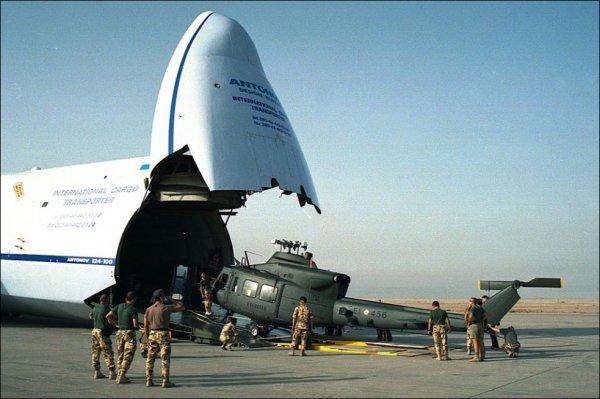 Россия выделит для поисков аргентинской подлодки самолёт-гигант