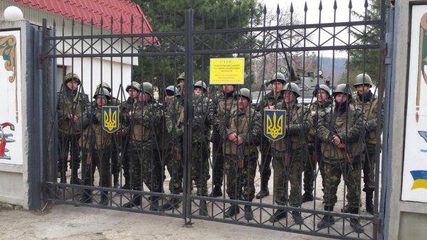В ВСУ сообщили о попытке атаковать военный объект в Виннице