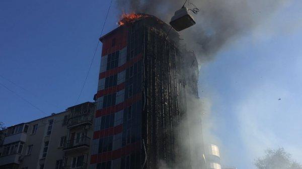 Власти Грузии уточнили количество жертв от пожара в отеле «Леогранд» в Батуми