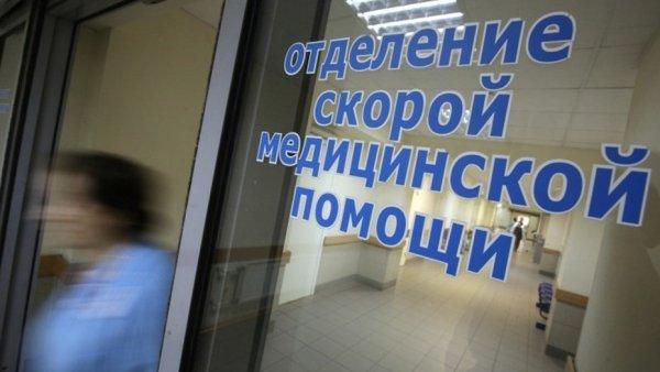 В Петербурге госпитализировали годовалого ребенка с химическим ожогом желудка