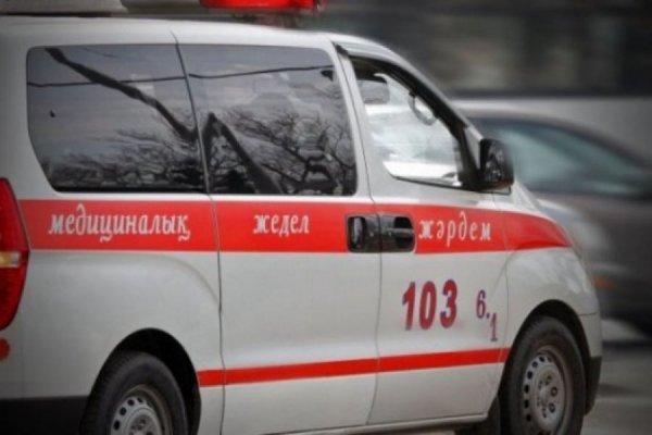 В Казахстане шесть человек погибли в ДТП с тепловозом