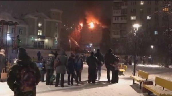Названа возможная причина взрыва газа в пятиэтажке в Мурманске