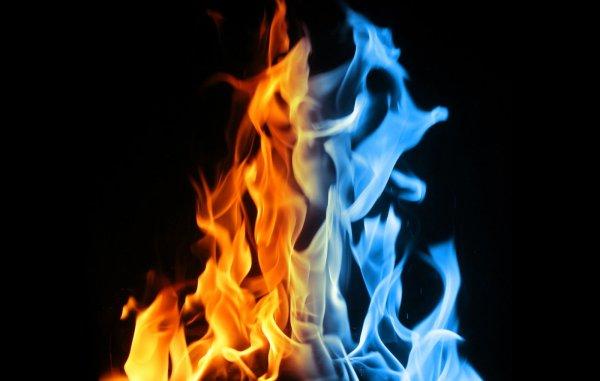 В Чудовском районе ночью сгорела дача