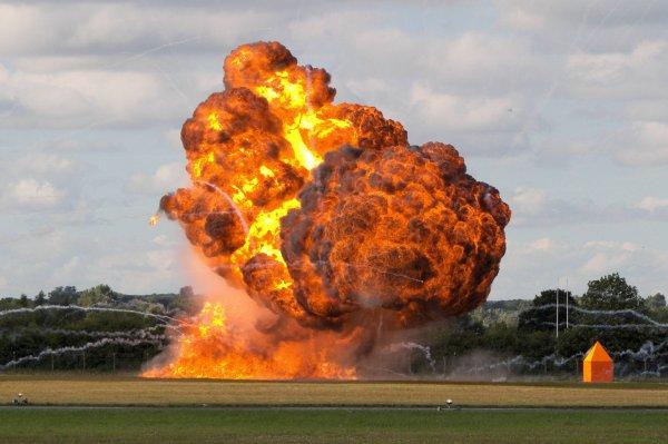 СМИ сообщили о взрыве, зафиксированном в районе перевала Дятлова