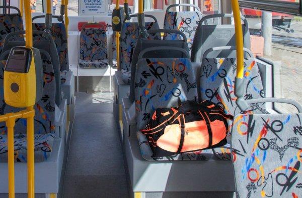 Потерянный рюкзак стал причиной остановки трамваев в центре Саратова