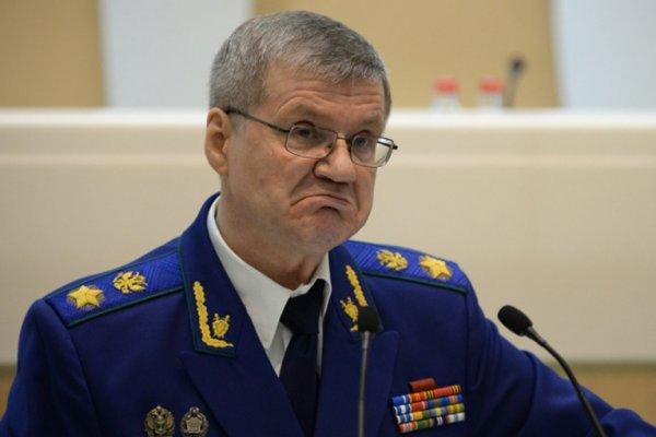 Генпрокурор: Киберпреступность в России выросла в шесть раз с 2013 года