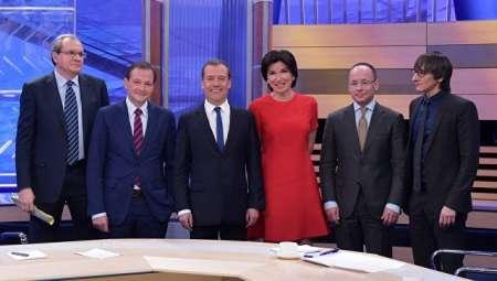 Ежегодное интервью премьер-министра России: что сказал Дмитрий Медведев в интервью 30 ноября