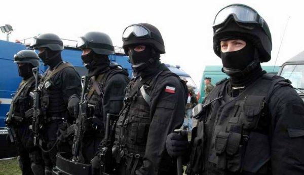 СМИ рассказали о стрельбе на военной базе в Польше