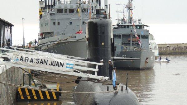 Военные РФ отправились на поиск пропавшей подлодки San Juan