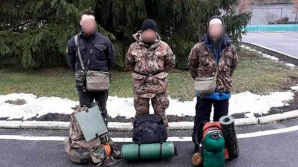 В Чернобыле задержаны трое любителей экстрима