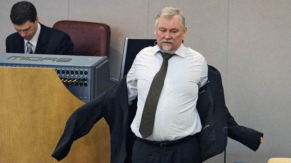 В Нижнем Новгороде депутат Госдумы задержан пьяным за рулём