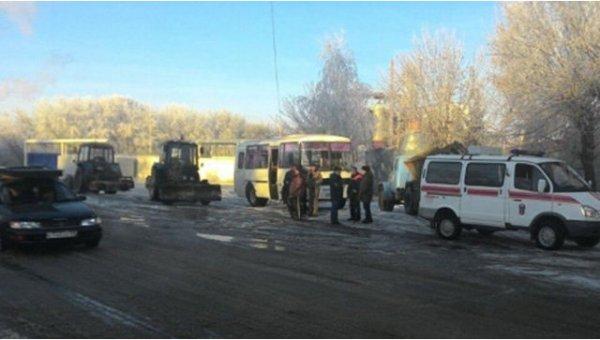 В Омске авария в системе водопровода привела к затоплению 10 домов