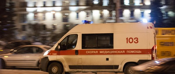 Под Белгородом иномарка попала под поезд