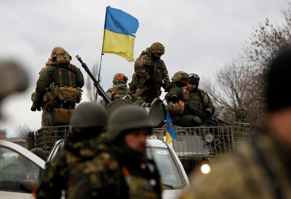 В Донбассе убили добровольца из Казахстана, служившего на стороне Украины