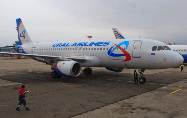 Самолет Уральских авиалиний вернулся в аэропорт Пулково из-за неполадок