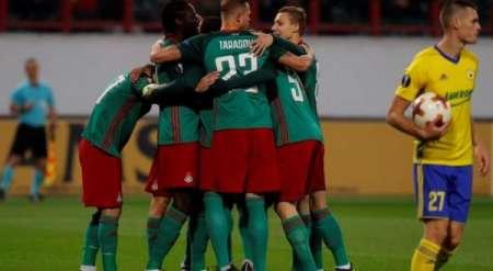 «Локомотив» - «Фастав» 7.12.2017, Лига Европы: прямая онлайн трансляция матча