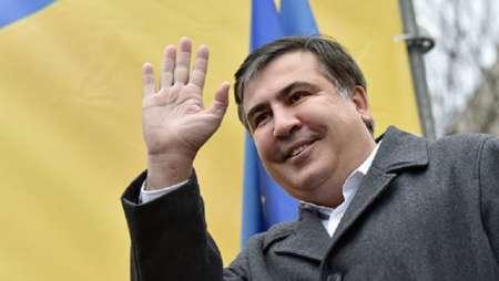 В Киеве полиция задержала Михаила Саакашвили