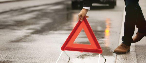 Пять человек погибли в дорожной аварии в Тульской области