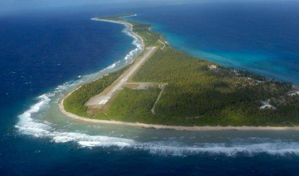 У берегов Микронезии произошло землетрясение магнитудой 6,1