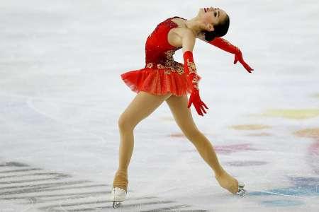 Россиянка Алина Загитова выиграла финал Гран-при по фигурному катанию в Японии. ВИДЕО