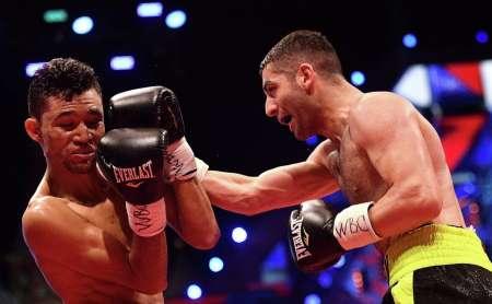 Боксер Федор Чудинов стал чемпионом WBA International