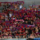 В Москве разгорелось столкновение футбольных фанатов «Спартака» и ЦСКА