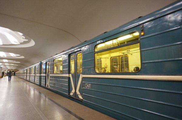 В метро Москвы пассажир упал на рельсы