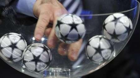 Результаты жеребьевки 1/8 финала Лиги чемпионов 2017/2018