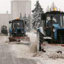 В Хабаровске отменили занятия из-за метели