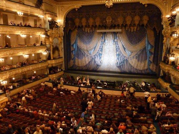 Убили старейшую сотрудницу Мариинского театра