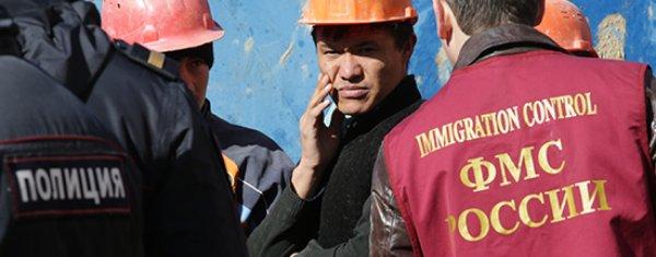 В Балашихе в рыбном цеху полицейские нашли нелегальных эмигрантов