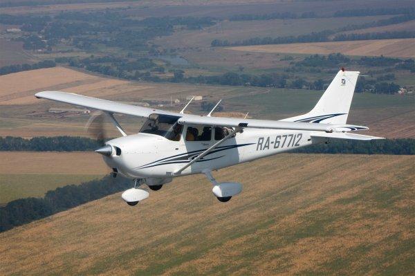В США погибли три человека при крушении самолёта