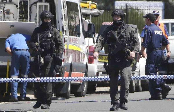 Полиция: Наезд на пешеходов в Мельбурне является намеренным происшествием