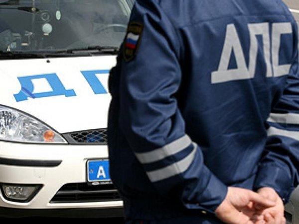Пойманный пьяный водитель из Краснодара порезал себе шею стеклом